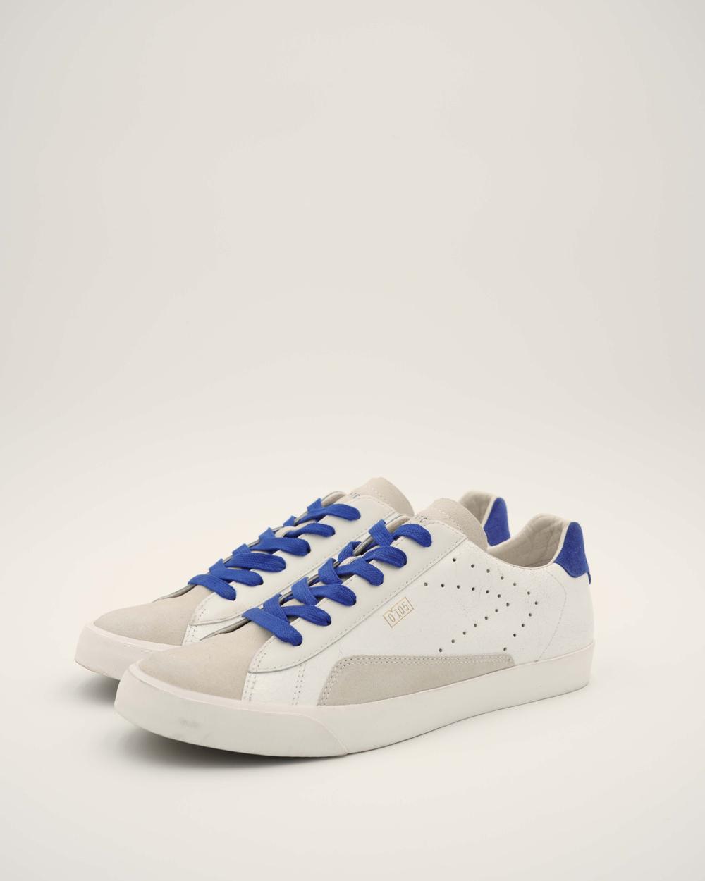 STAN CLAY WHITE CRACK E BLUE
